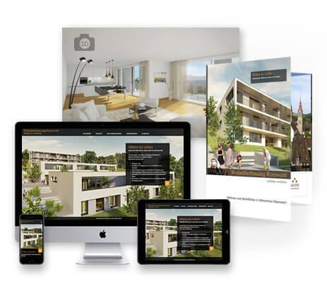 immobilienmarketing 3dkraftwerk business
