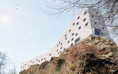 3DKRAFTWERK architekten winterthur diplom uetliberg zuerich wanderer