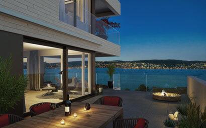 3dkraftwerk-immobilien-visualisierung-kilchberg-zuerich-terrasse-og-nacht